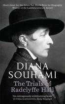 Couverture du livre « The Trials of Radclyffe Hall » de Diana Souhami aux éditions Epagine
