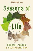 Couverture du livre « Seasons of Life » de Leon Kreitzman aux éditions Profil Digital