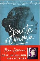 Couverture du livre « Le pacte d'Emma » de Nine Gorman aux éditions Albin Michel