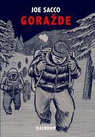 Couverture du livre « Gorazde » de Joe Sacco aux éditions Rackham