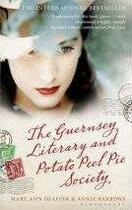 Couverture du livre « THE GUERNSEY LITERARY AND POTATO PEEL PIE SOCIETY » de Mary Ann Shaffer aux éditions Bloomsbury Uk