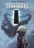 Couverture du livre « Le grand pouvoir du Chninkel » de Van Hamme et Rosinski aux éditions Casterman