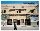 Couverture du livre « Cinémaroc » de Stephane Zaubitzer aux éditions Editions De L'oeil