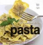 Couverture du livre « Le meilleur de la pasta » de Joly-M aux éditions City