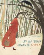 Couverture du livre « Les plus beaux contes de Grimm » de Manuela Adreani aux éditions White Star Kids