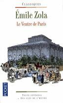 Couverture du livre « Le ventre de Paris » de Émile Zola aux éditions Pocket