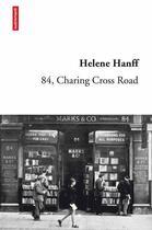 Couverture du livre « 84, Charing Cross Road Ne » de Helene Hanff aux éditions Autrement