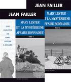 Couverture du livre « L'affaire Donnadieu t.1 et t.2 » de Jean Failler aux éditions Palemon