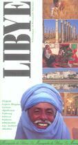 Couverture du livre « Libye » de V Sarano et F Sarano aux éditions La Manufacture