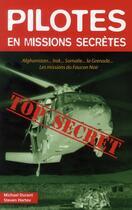 Couverture du livre « Pilotes en missions secrètes » de Steven Hartov et Michael Durant aux éditions Altipresse