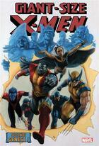 Couverture du livre « Giant-size X-Men ; seconde genèse ! » de Dave Cockrum et Len Wein aux éditions Panini