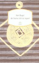 Couverture du livre « De l'autre côté du regard » de Ken Bugul aux éditions Motifs