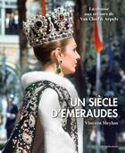 Couverture du livre « Un siecle d'émeraude » de Vincent Meylan aux éditions Vm Publication