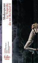 Couverture du livre « La tragedie du roi richard ii » de William Shakespeare aux éditions Gallimard