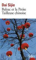 Couverture du livre « Balzac et la petite tailleuse chinoise » de Sijie Dai aux éditions Gallimard