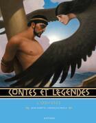 Couverture du livre « CONTES ET LEGENDES ; l'odyssée » de Homere et Francois Roca et Jean Martin aux éditions Nathan