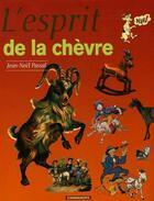 Couverture du livre « L'esprit de la chèvre » de Jean-Noel Passal aux éditions Cheminements