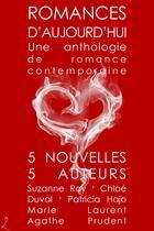 Couverture du livre « Romances d'aujourd'hui » de Suzanne Roy aux éditions Editions Laska