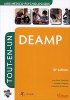 Couverture du livre « DEAMP ; tout-en-un (10e édition) » de Daniele Lenepveu et Isabelle Sue aux éditions Vuibert