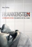 Couverture du livre « Frankenstein ou le Prométhée moderne » de Mary Wollstonecraft Shelley aux éditions Marabout