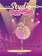 Couverture du livre « Studio danse T.12 » de Crip et Beka aux éditions Bamboo