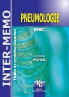 Couverture du livre « Pneumologie » de Antoine Micheau aux éditions Vernazobres Grego
