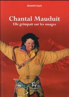 Couverture du livre « Chantal Mauduit » de Alexandre Duyck aux éditions Guerin