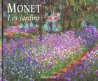 Couverture du livre « Monet les jardins » de Sion aux éditions Herscher