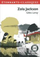 Couverture du livre « Zola Jackson » de Gilles Leroy aux éditions Flammarion