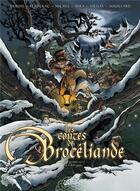 Couverture du livre « Les contes de Brocéliande t.2 ; Polbik le Korrigan » de Mika et Sicila et Soillard et Michel et Debois et Sentenac aux éditions Soleil