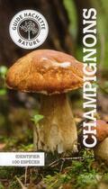Couverture du livre « Champignons » de Angelika Lang aux éditions Hachette Pratique
