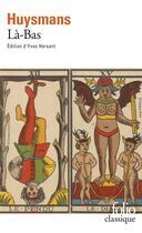 Couverture du livre « Là-bas » de Joris-Karl Huysmans aux éditions Gallimard