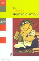 Couverture du livre « Les Bidochon T.1 ; roman d'amour » de Christian Binet aux éditions J'ai Lu
