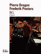 Couverture du livre « RG » de Frederik Peeters et Pierre Dragon aux éditions Gallimard