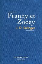 Couverture du livre « Franny et Zooey » de Jerome David Salinger aux éditions Robert Laffont