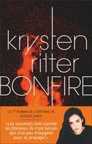 Couverture du livre « Bonfire » de Krysten Ritter aux éditions Pygmalion