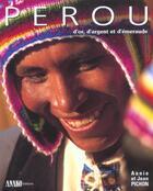 Couverture du livre « Perou » de Annie Pichon aux éditions Pages Du Monde