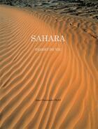 Couverture du livre « Sahara désert de vie » de Jean-Christophe Plat aux éditions En Marge Editions