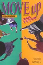 Couverture du livre « Anglais ; 4ème ; LV1; cahier d'activites » de Philippe Dominique aux éditions Nathan