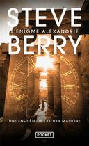 Couverture du livre « L'énigme Alexandrie » de Steve Berry aux éditions Pocket