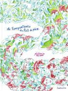 Couverture du livre « De l'importance du poil de nez » de Noemie aux éditions Sarbacane