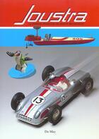 Couverture du livre « Joustra, la marque francaise de jouets mecaniques » de Nicolas Leonard aux éditions Du May