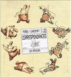 Couverture du livre « Correspondances » de Manu Larcenet et Jean-Yves Ferri aux éditions Les Reveurs