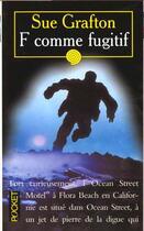 Couverture du livre « F Comme Fugitif » de Sue Grafton aux éditions Pocket