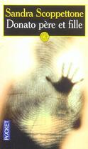 Couverture du livre « Donato Pere Et Fille » de Sandra Scoppettone aux éditions Pocket
