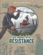 Couverture du livre « Les enfants de la Résistance T.5 ; le pays divisé » de Vincent Dugomier et Benoit Ers aux éditions Lombard