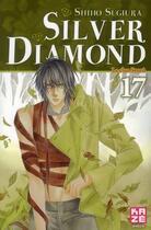 Couverture du livre « Silver diamond t.17 » de Shiho Sugiura aux éditions Kaze