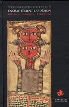 Couverture du livre « Enchantement du démon » de Kaiteris. Const aux éditions L'archange Minotaure