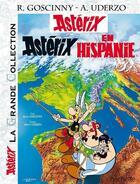 Couverture du livre « Astérix en Hispanie » de Rene Goscinny aux éditions Hachette