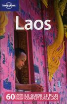 Couverture du livre « Laos (7e édition) » de Austin Bush et Ray et Elliot aux éditions Lonely Planet France